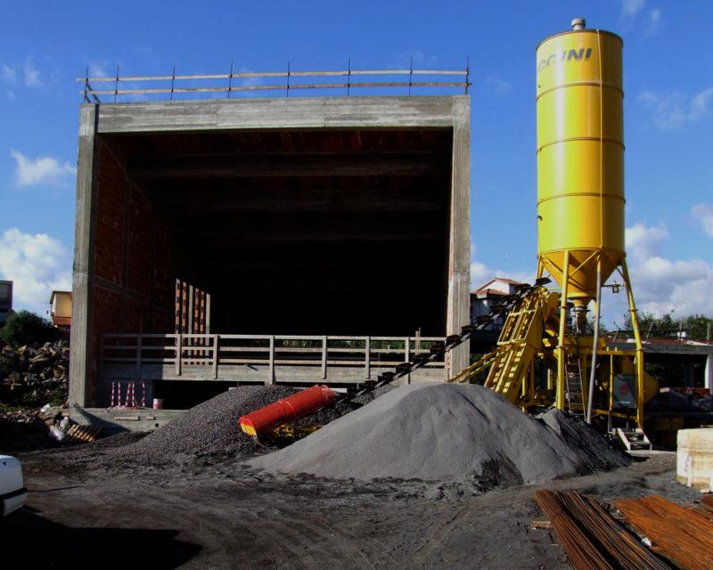 Centrale di betonaggio Piccini
